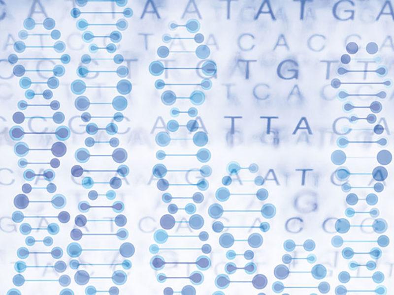 conceptual art of DNA